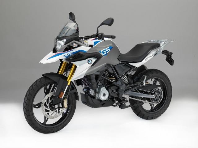 Motorrad kaufen BMW G 310 GS ABS MY 18 LAGERAKTION Neufahrzeug