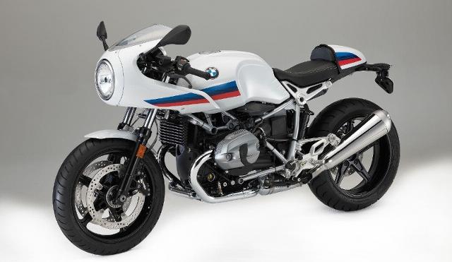 Motorrad kaufen BMW R nine T Racer ABS MY 17 LAGERAKTION Neufahrzeug