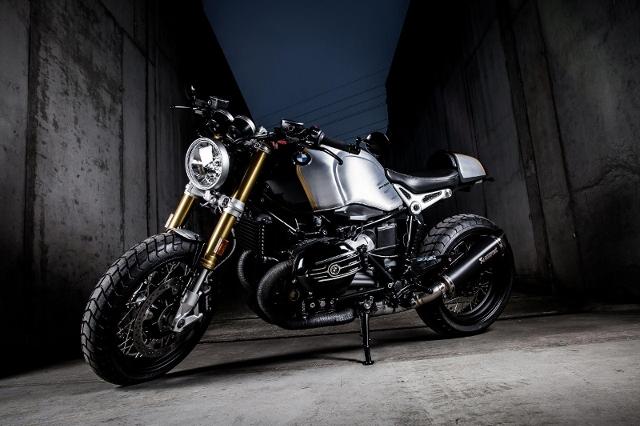Motorrad kaufen BMW R nine T ABS IRON MY 18 LAGERAKTION Neufahrzeug