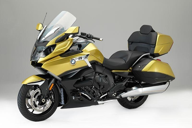 Motorrad kaufen BMW K 1600 B ABS MY 18 Grand America LAGERAKTION Neufahrzeug