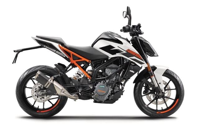 Motorrad kaufen KTM 125 Duke MY 20 🔥 Power Deal 🔥 Neufahrzeug