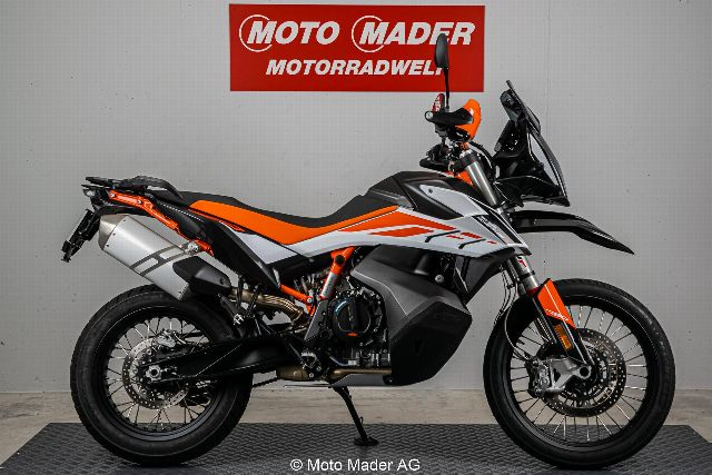 Motorrad kaufen KTM 790 Adventure DEMO ABVERKAUF Vorführmodell
