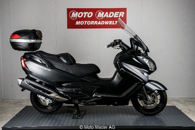 Motorrad kaufen SUZUKI AN 650 Burgman ZA Executive Occasion