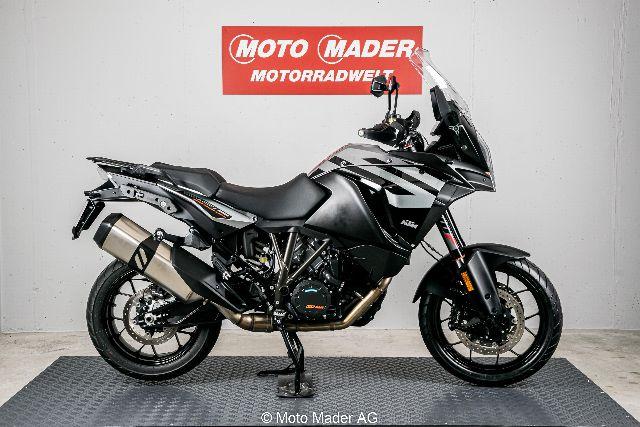 Motorrad kaufen KTM 1290 Super Adventure ABS DEMO ABVERKAUF Vorführmodell