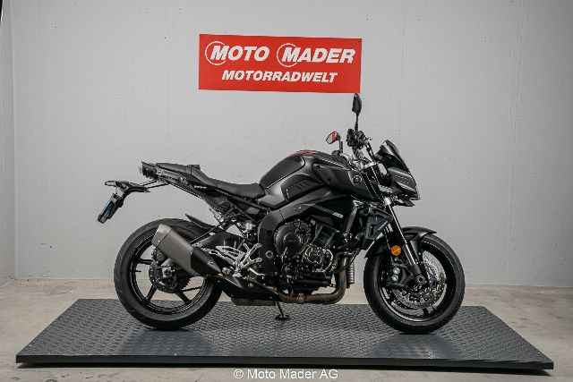 Motorrad kaufen YAMAHA MT 10 ABS DEMO ABVERKAUF Vorführmodell
