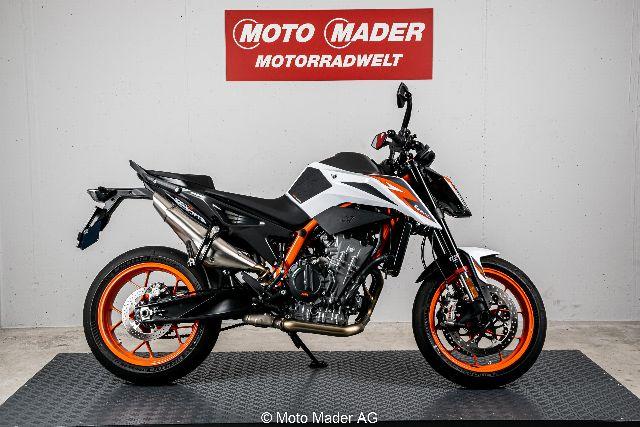 Motorrad kaufen KTM 890 Duke R Vorführmodell
