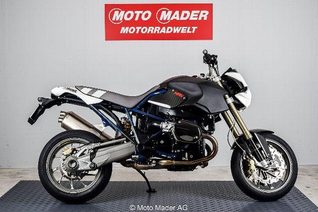 Motorrad kaufen BMW HP2 Megamoto Occasion