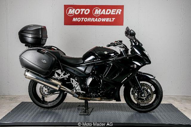 Motorrad kaufen SUZUKI GSX 1250 FA Occasion