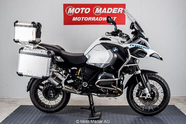 Motorrad kaufen BMW R 1200 GS Adventure ABS ABS Occasion