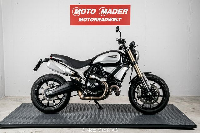 Motorrad kaufen DUCATI 1100 Scrambler Occasion