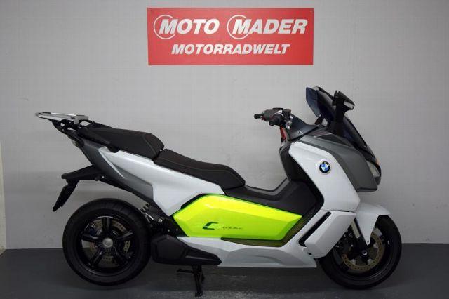 Motorrad kaufen BMW C evolution ABS Vorführmodell