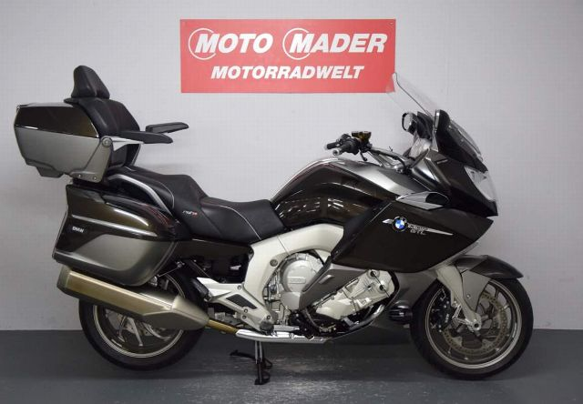 Motorrad kaufen BMW K 1600 GTL ABS Exclusive Occasion