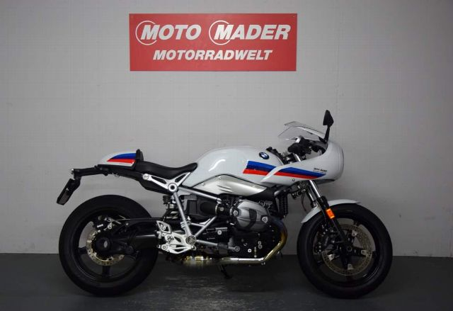 Motorrad kaufen BMW R nine T Racer ABS DEMO ABVERKAUF Vorführmodell