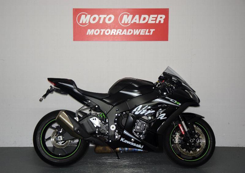 Buy Motorbike Pre Owned Kawasaki Ninja Zx 10rr Abs Winteredition