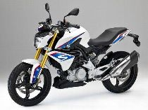 Töff kaufen BMW G 310 R ABS MY 19 Style HP LAGERAKTION Naked