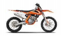 Motorrad kaufen Neufahrzeug KTM 350 SX-F 4T Cross (motocross)