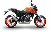Motorrad kaufen Neufahrzeug KTM 690 Duke ABS (naked)