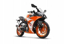 Acheter moto KTM 125 RC Supersport MY17 🔥 Hot Deal 🔥 Sport