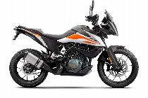 Motorrad kaufen Neufahrzeug KTM 390 Adventure (enduro)