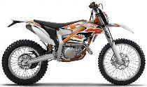 Töff kaufen KTM 250 R Freeride 2T MY 16 🔥 Hot Deal 🔥 Enduro
