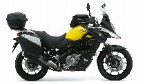 Töff kaufen SUZUKI DL 650 A V-Strom ABS Traveller MY 17 Enduro