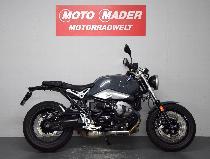 Aquista moto Modello da dimostrazione BMW R nine T Pure ABS (retro)