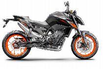 Töff kaufen KTM 790 Duke L MY 20 🔥 Power Deal 🔥 Naked