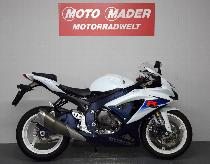 Motorrad kaufen Occasion SUZUKI GSX-R 600 (sport)