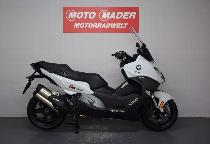 Motorrad kaufen Occasion BMW C 650 Sport ABS (roller)