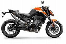 Motorrad kaufen Neufahrzeug KTM 890 Duke L (naked)