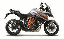 Töff kaufen KTM 1290 Super Duke GT ABS MY17 Naked
