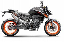 Töff kaufen KTM 790 Duke MY 20 ☘ 4 Jahre Garantie ☘ Naked