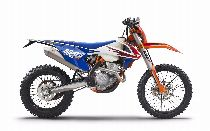 Töff kaufen KTM 350 EXC-F 4T Enduro Six-Days MY18 Enduro