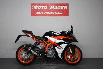 Acheter une moto Occasions KTM 390 RC Supersport ABS (sport)