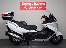 Motorrad kaufen Occasion SUZUKI AN 650 Burgman ZA Executive (roller)