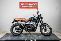 Motorrad kaufen Occasion TRIUMPH Scrambler 900 (retro)