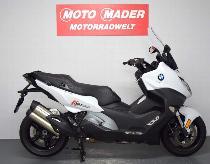 Töff kaufen BMW C 650 Sport ABS DEMO ABVERKAUF Roller