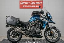 Motorrad kaufen Occasion TRIUMPH Tiger 1200 XRX Low (enduro)