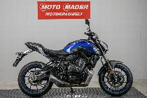 Motorrad kaufen Vorführmodell YAMAHA MT 07 (naked)