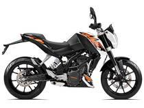 Motorrad Mieten & Roller Mieten KTM 125 Duke (Naked)