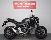 Motorrad kaufen Vorführmodell SUZUKI SV 650 A ABS (naked)