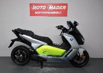 Motorrad kaufen Vorführmodell BMW C evolution ABS (roller)