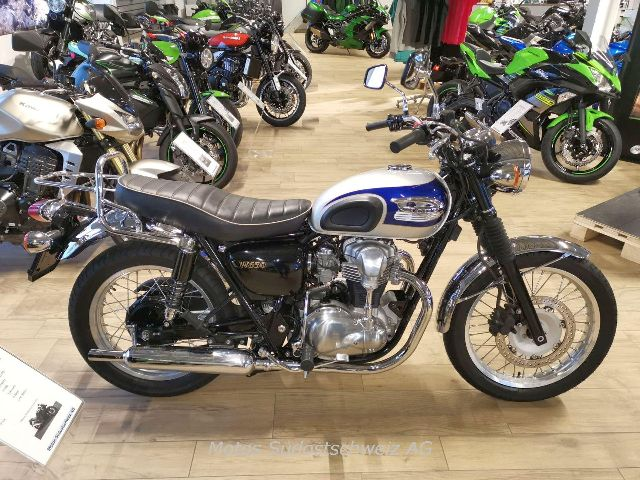 Motorrad kaufen KAWASAKI W 650 Occasion