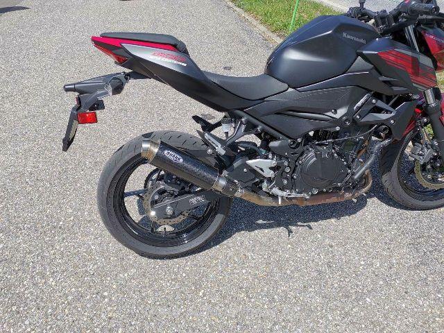 Motorrad kaufen KAWASAKI Z 400 Occasion