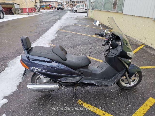 Motorrad kaufen SUZUKI AN 400 Burgman Occasion