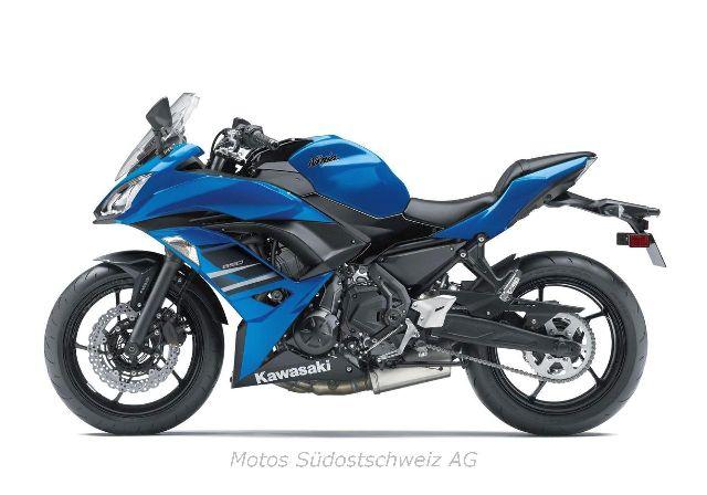 Motorrad kaufen KAWASAKI Ninja 650 ABS Neufahrzeug