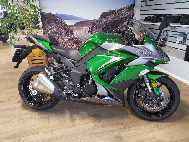 Motorrad kaufen KAWASAKI Z 1000 SX ABS Occasion