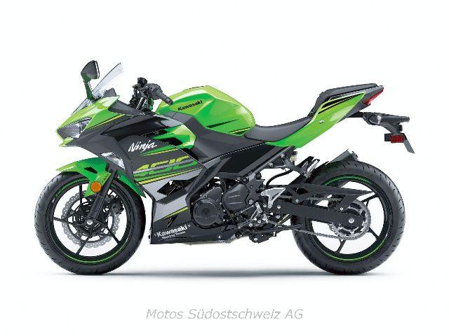 Motorrad kaufen KAWASAKI Ninja 400 Neufahrzeug