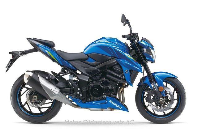Motorrad kaufen SUZUKI GSX-S 750 Occasion