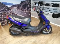 Motorrad kaufen Occasion SUZUKI AY 50 Katana (45km/h) (roller)